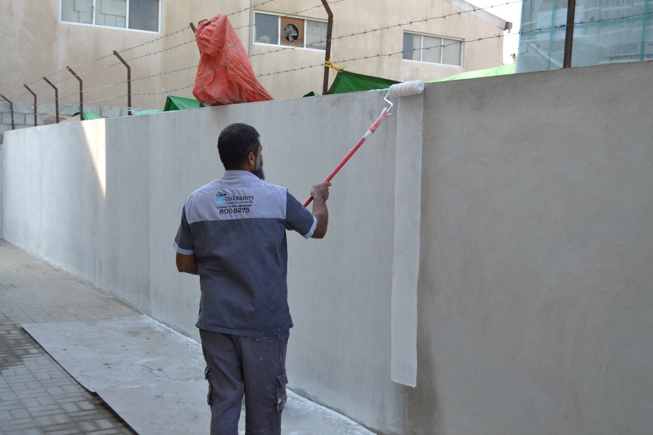painting service in dubai