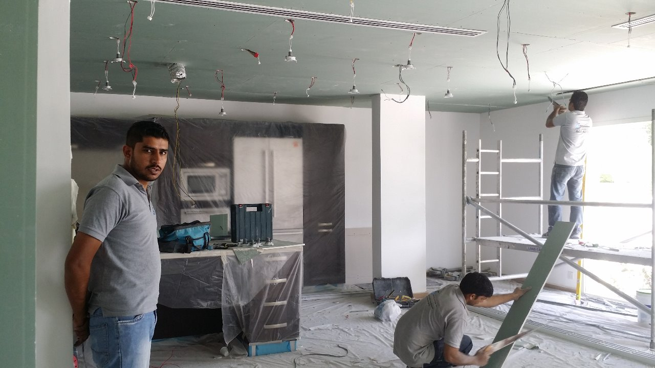 electrical works in dubai