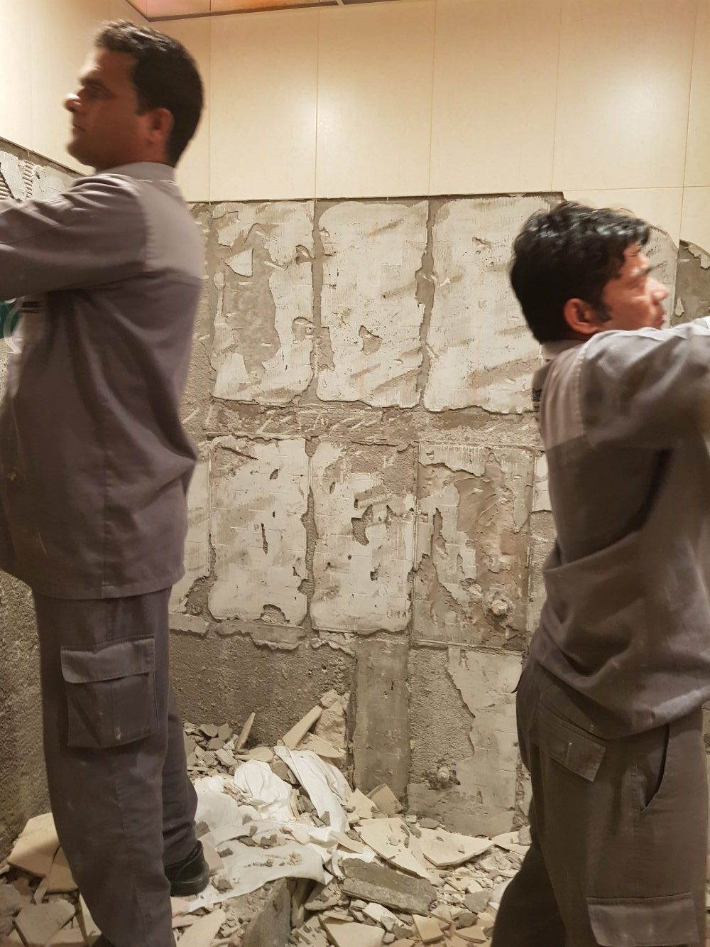 best bathroom renovation dubai