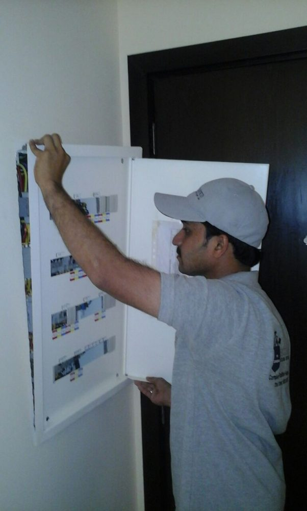 emergency electrical repair in dubai