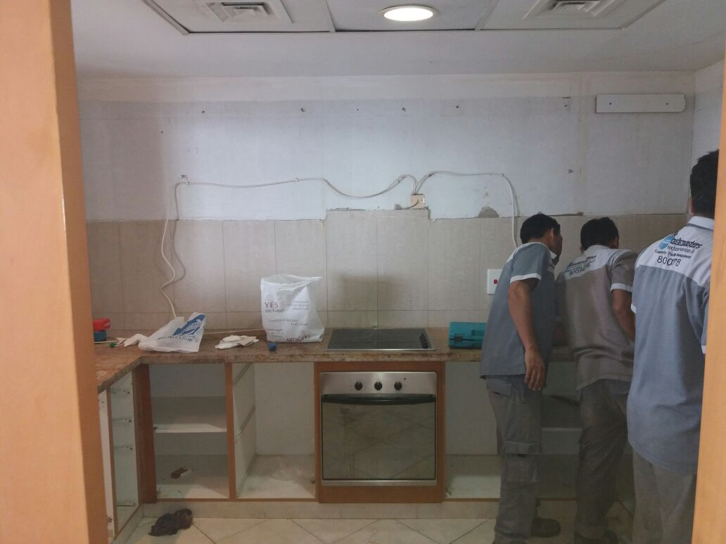 kitchen renovation dubai