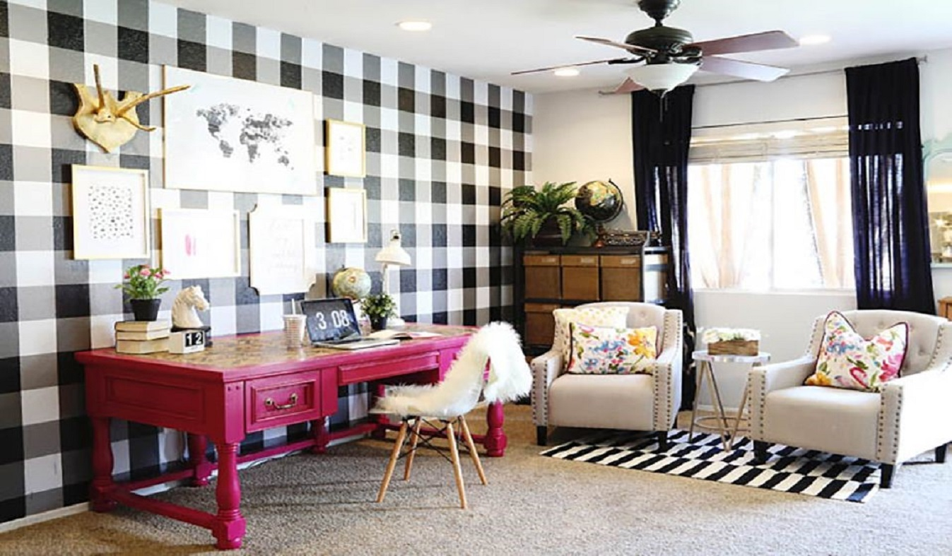 checkerboard-Painting Services Dubai-Task Masters