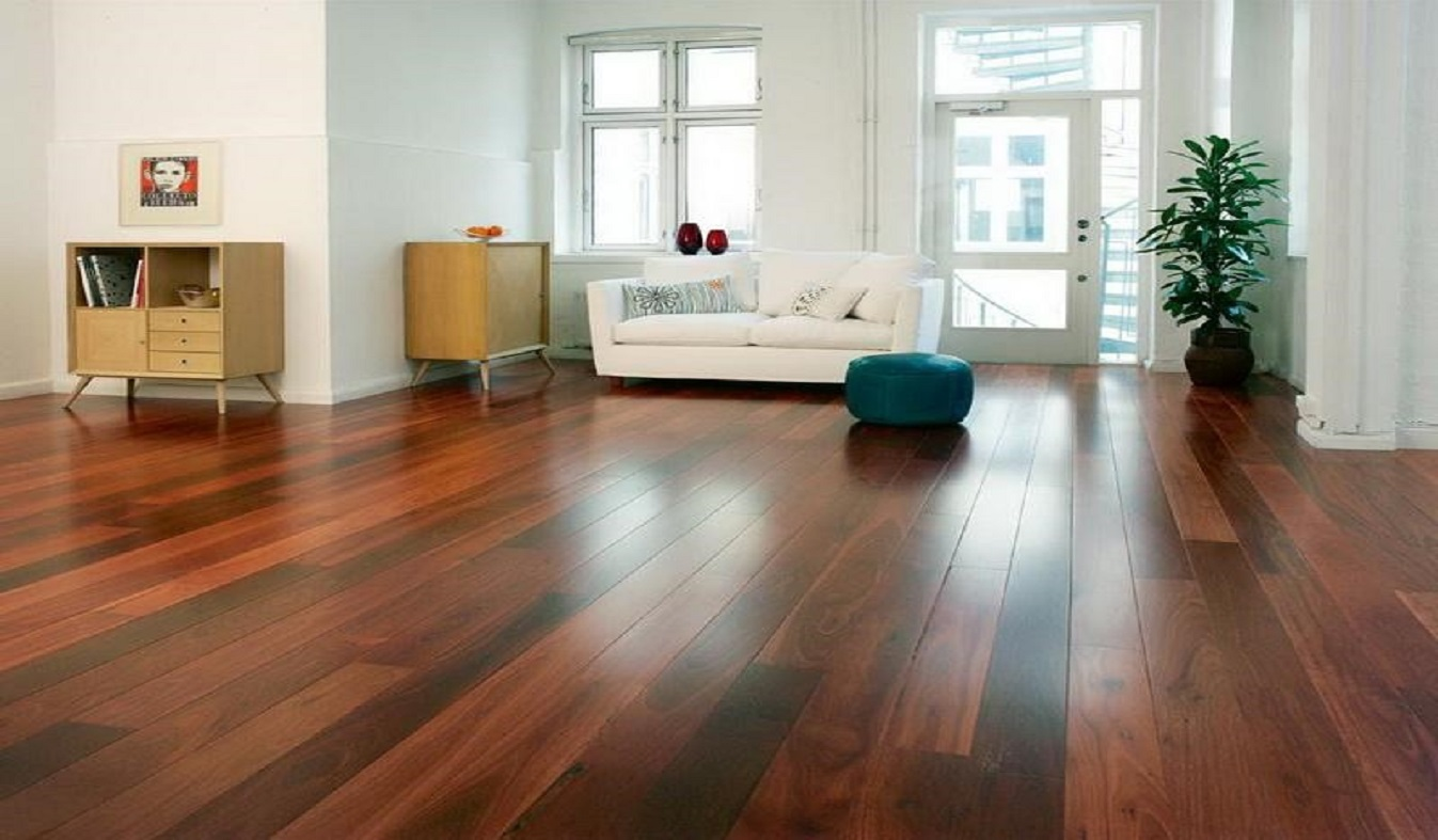 stylish wood floor with white walls and sofa-Dubai-Task Masters