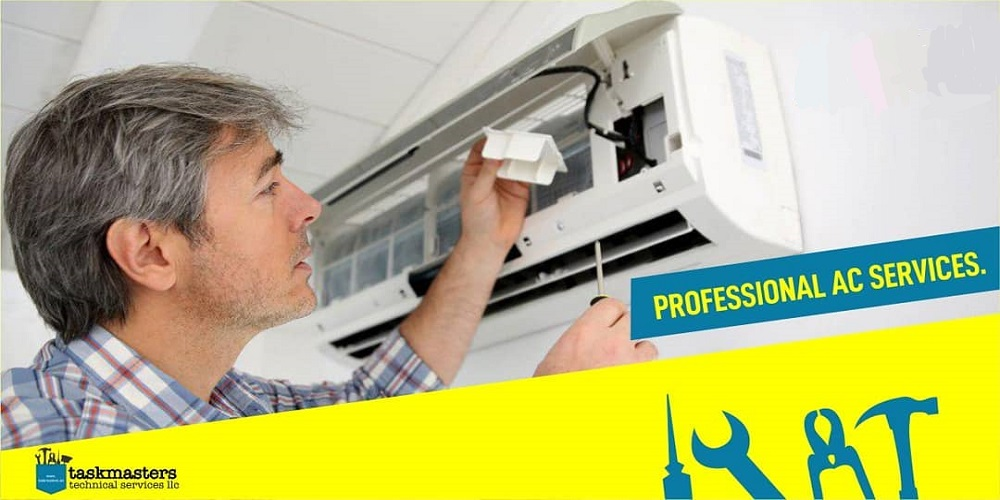 ac repair in Dubai - Taskmasters