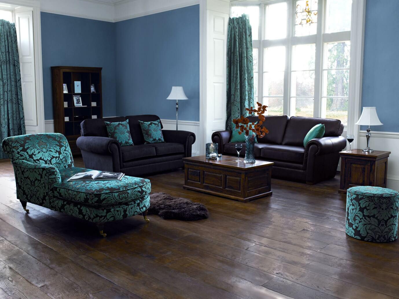 wooden floor in living room- Task Masters