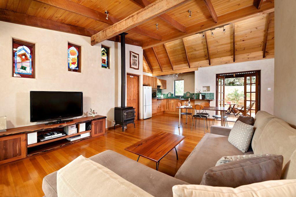 Wooden ceiling design - Taskmasters Dubai