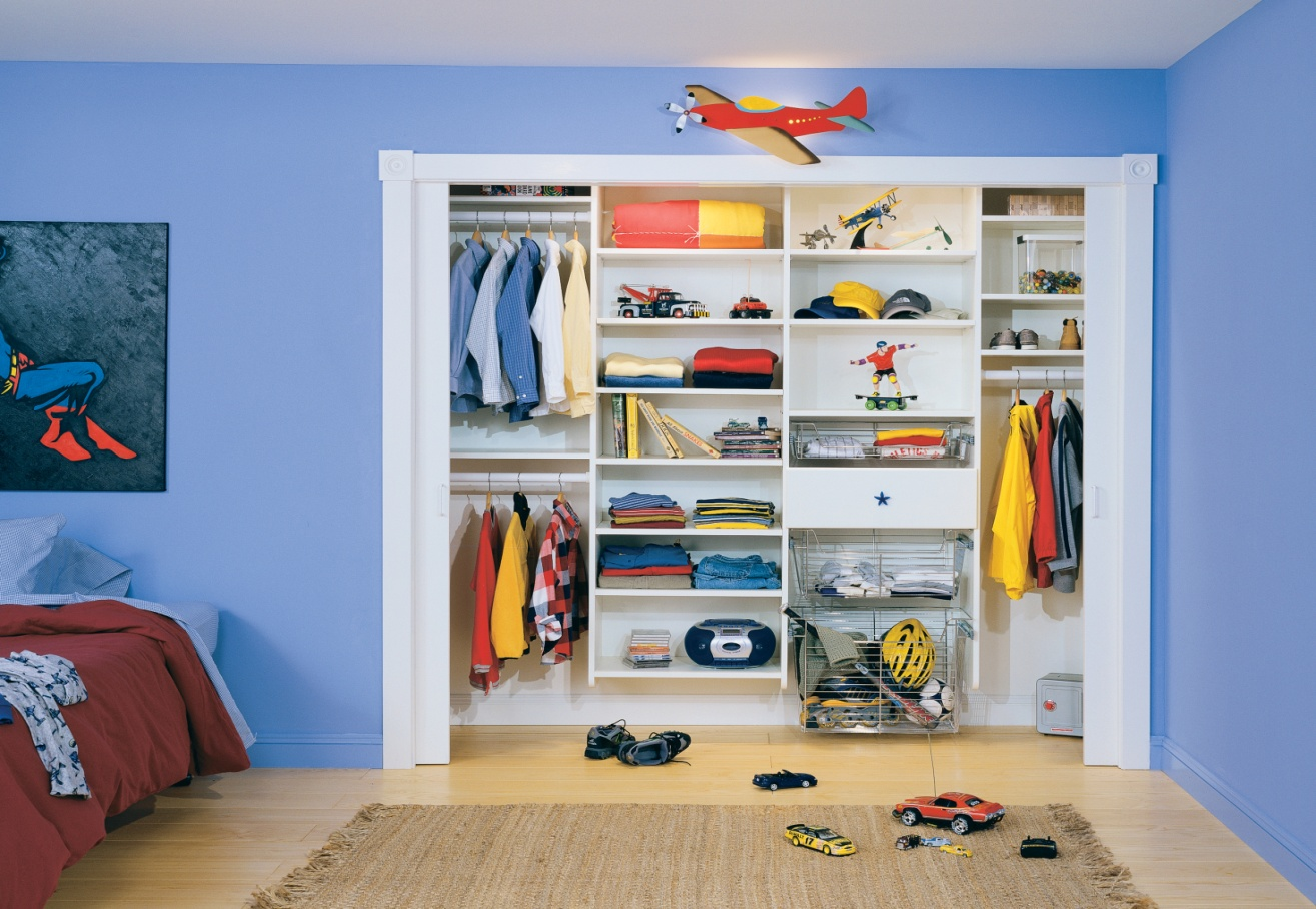 Space for Toys in kids room - Taskmasters