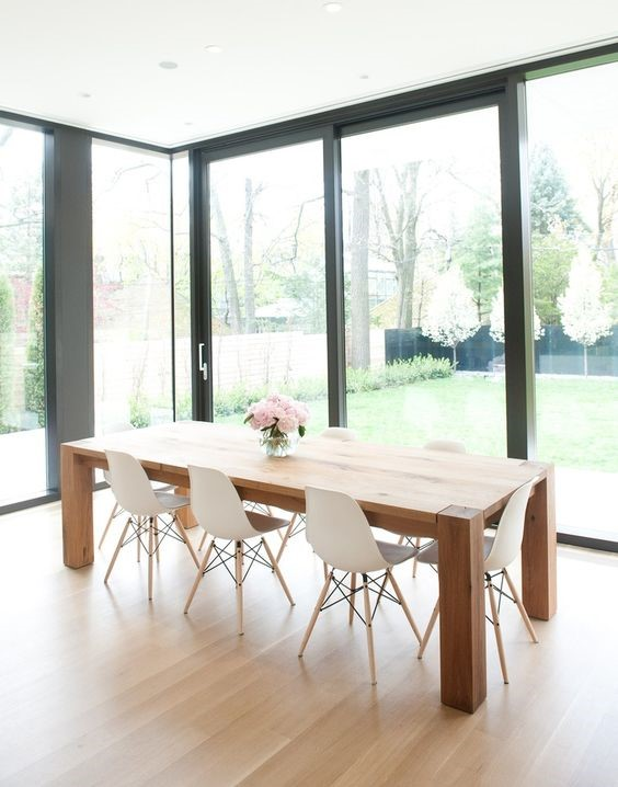 Glass Walls in the dining room - Taskmasters