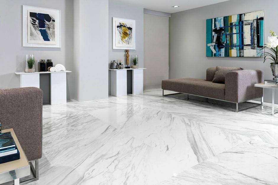 Marble Flooring - Task Masters Dubai