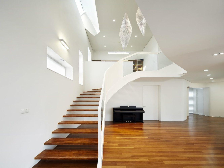 Minimalist Staircase Design - Task Masters, Dubai