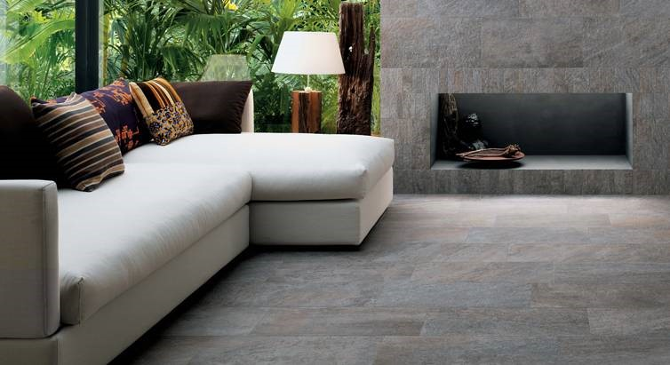 Natural stone look tiles - Task Masters