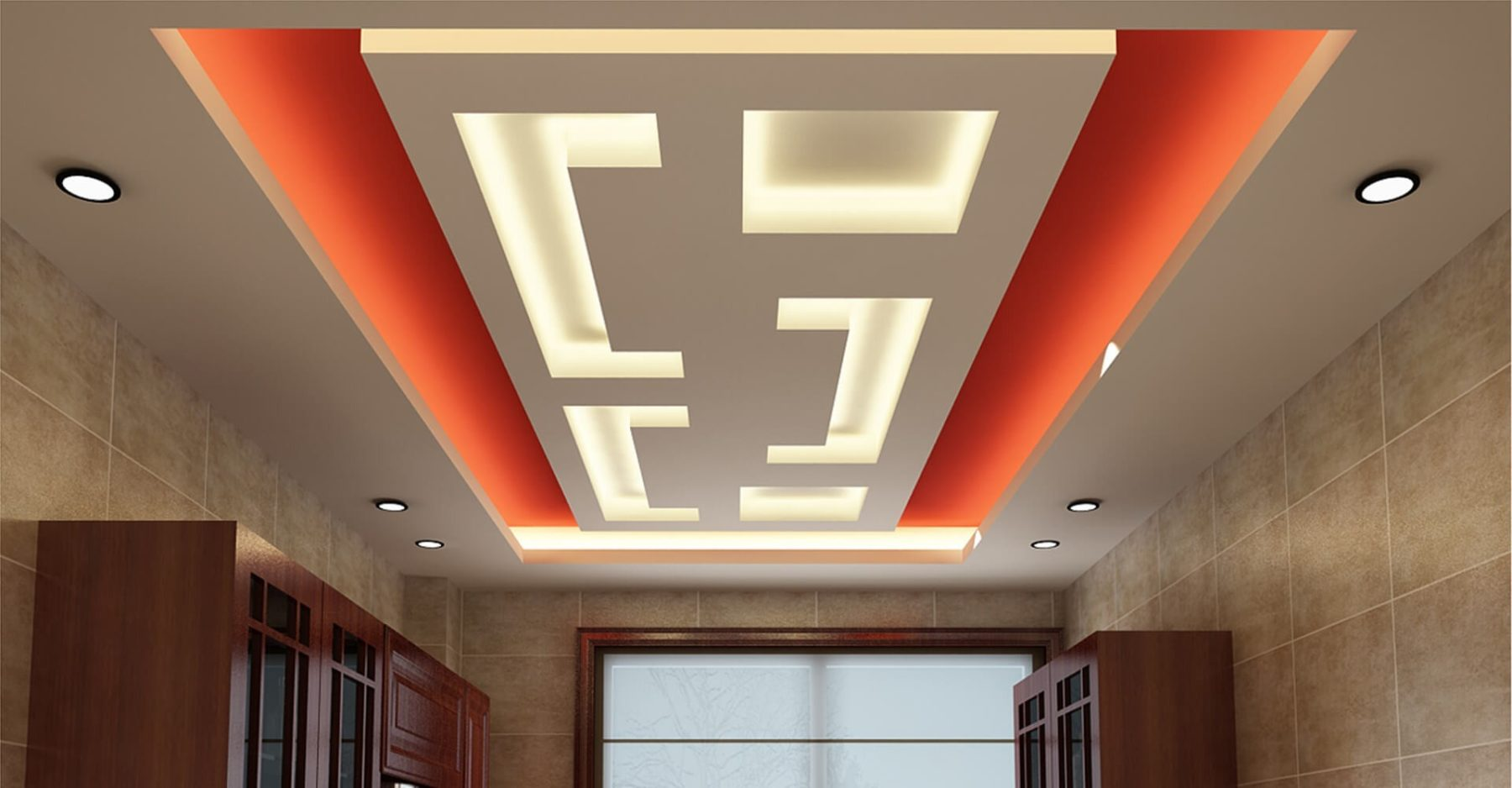 POP ceilings - Taskmasters, Dubai