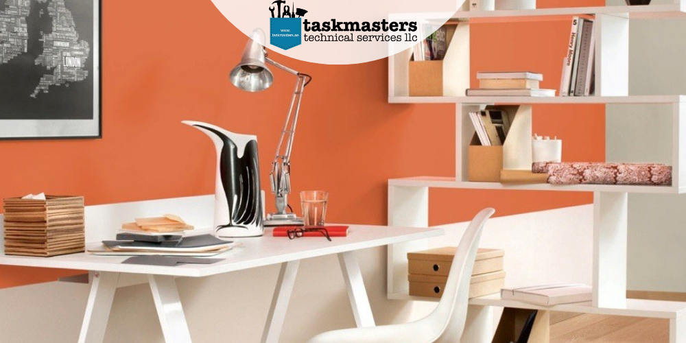 Decorate your home workspace - by Taskmasters, Dubai