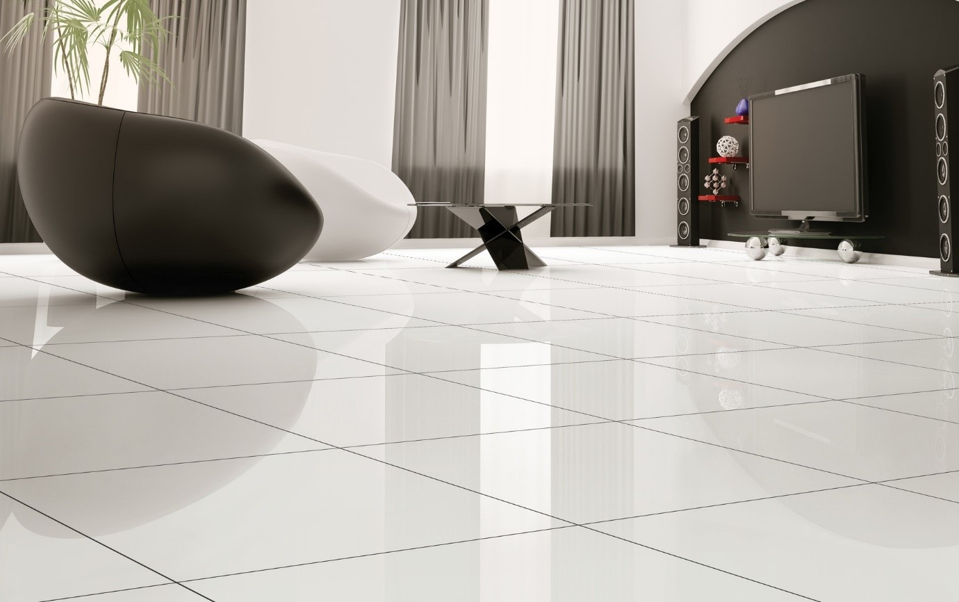 White and clean tiles - Task Masters, Dubai