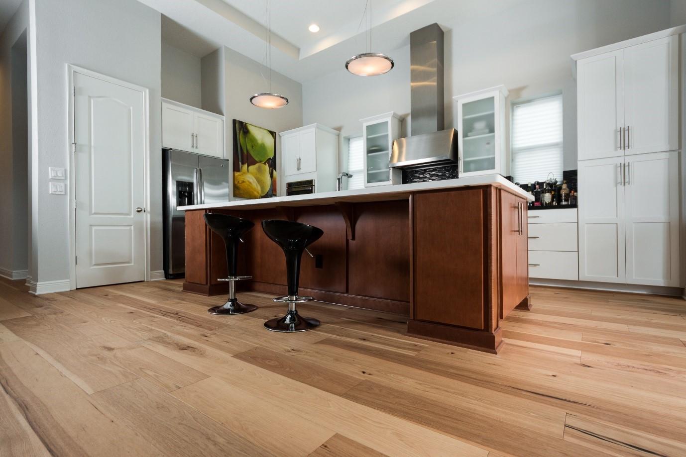 Wire Brushed textured floors - Taskmasters