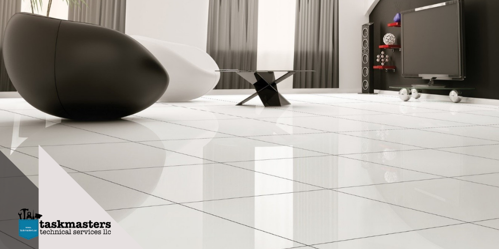 flooring trends by Taskmasters Dubai
