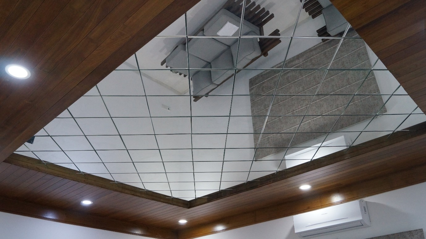 Glass false ceilings - Taskmasters, Dubai
