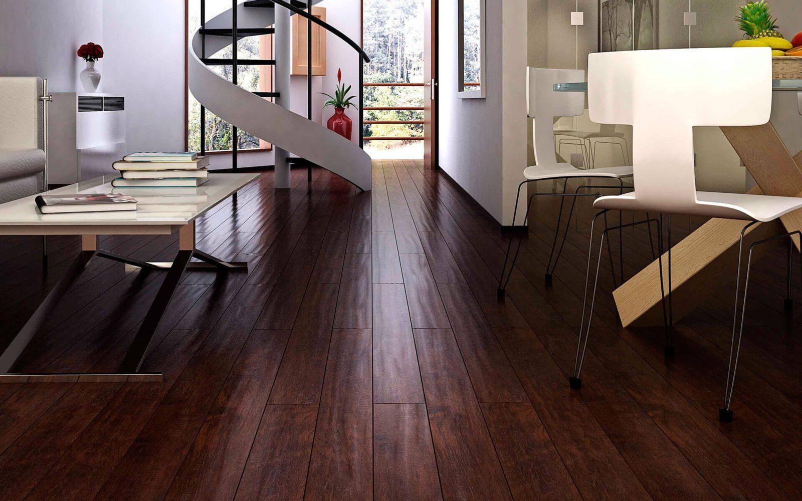 Wood flooring - Task Masters, Dubai
