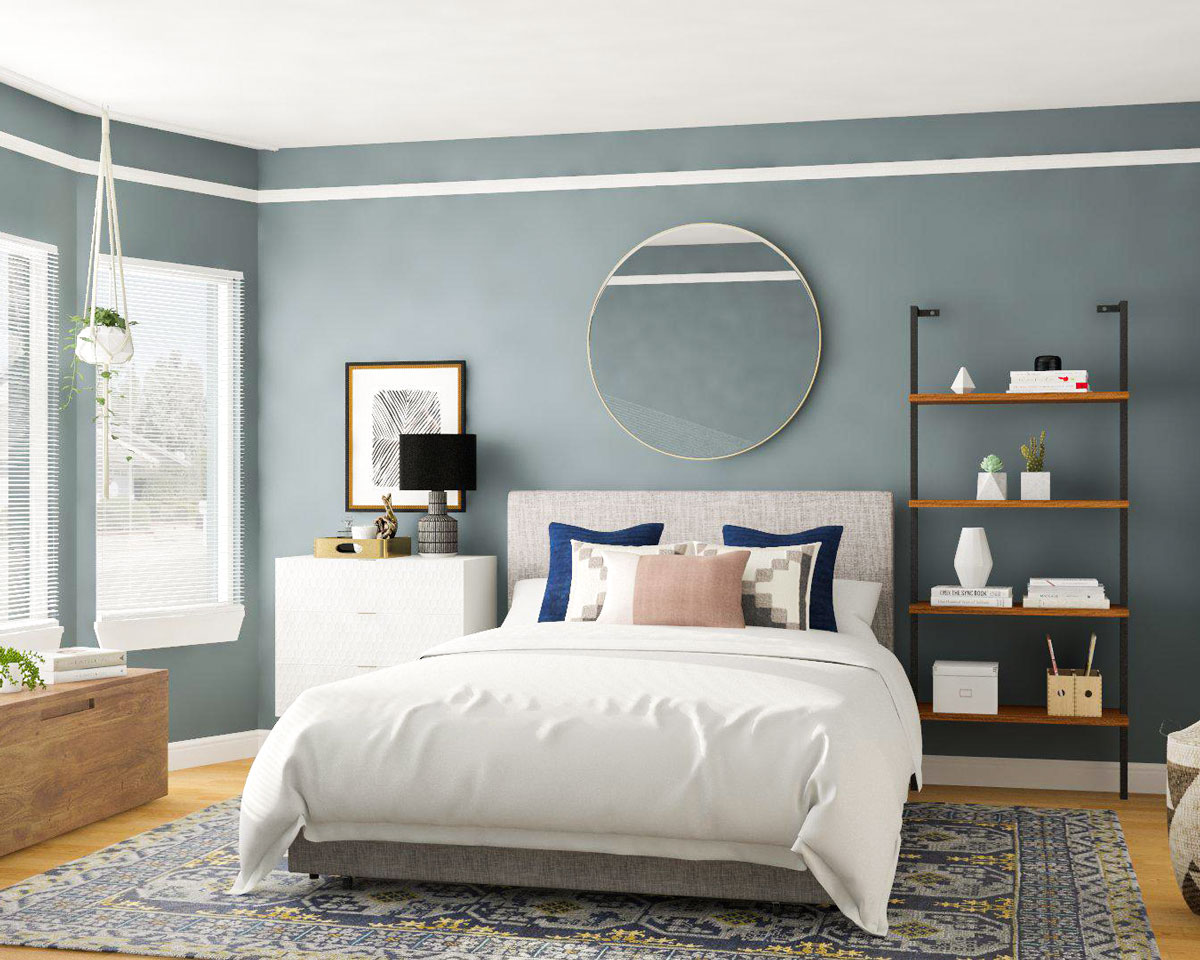 dark color bedroom - Taskmasters, Dubai