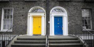 paint the old door