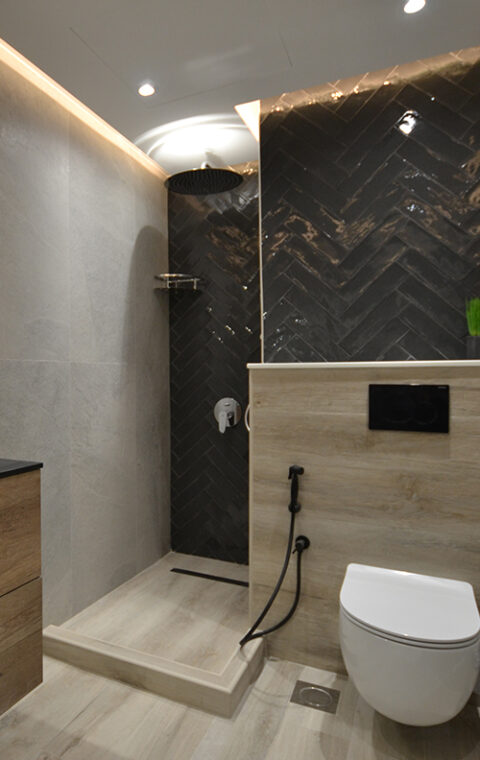 Tower H Bathrooms
